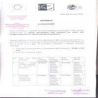 Informacja z otwarcia ofert – Budowa ogólnodostępnej strefy rekreacyjnej przy ZSP Nr 1 w Krasnymstawie